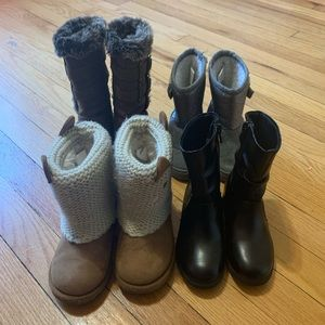 Other - Winter boots bundle 8C